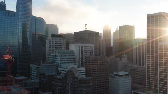 Thumbnail for 4K Sun in San Francisco