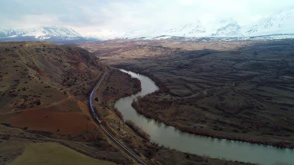 Thumbnail for Railway Near the River