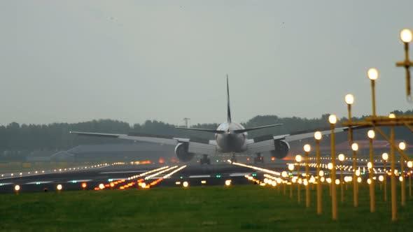 Thumbnail for Jet Airplane Landing