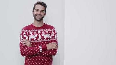 Christmas Jumper Guy