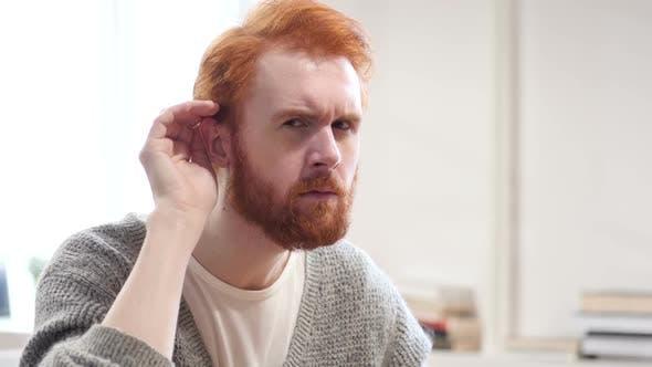 Thumbnail for Man Listening Secret Carefully