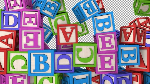 Baby Blocks Übergangs-Version 3
