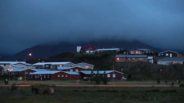 Thumbnail for Tipical icelandic houses.