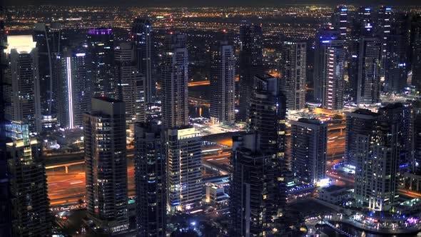 Thumbnail for Modern High Rise Metropolitan Buildings Infrastructure Cityscape