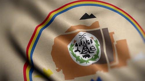 Flag Of The Navajo Nation Angle