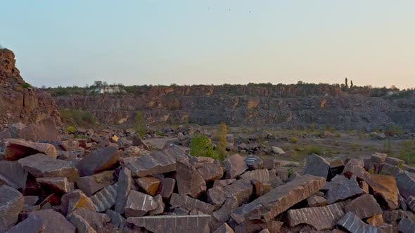 Thumbnail for A Large Number of Boulders Lie in Huge Heaps on Dry Terrain
