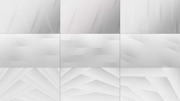 Subtle Corporate Backgrounds Pack - 9 Clips