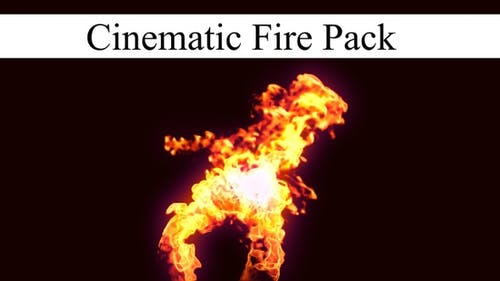 Cinematic Fire Pack
