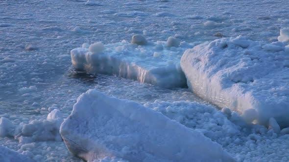 Thumbnail for Frozen Ocean Hokkaido Japan