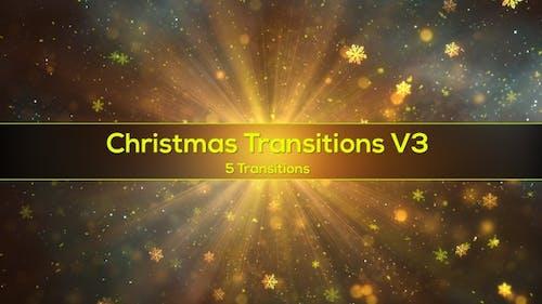Christmas Transitions V3