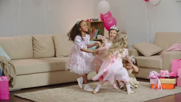 Thumbnail for Playful Princesses