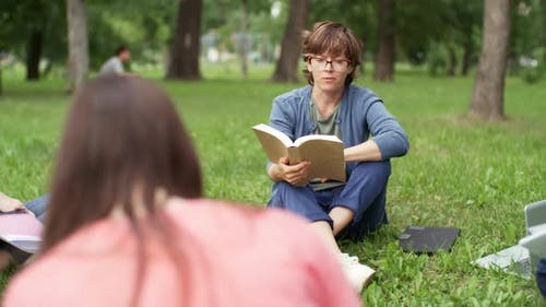 Lesson Outdoors