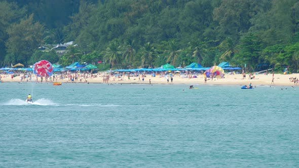 Thumbnail for High Season in Karon Beach in Phuket