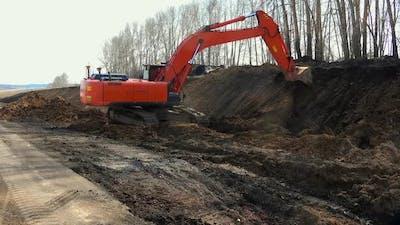 Red Digger Digs