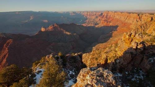 Grand Canyon Zeitraffer