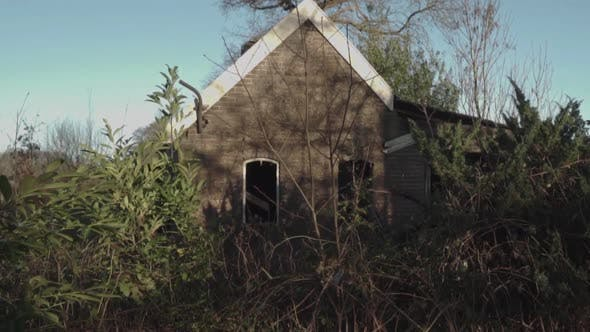 Thumbnail for Abandoned House In A Forest
