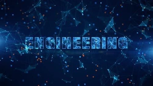 Engineering Text Background  949