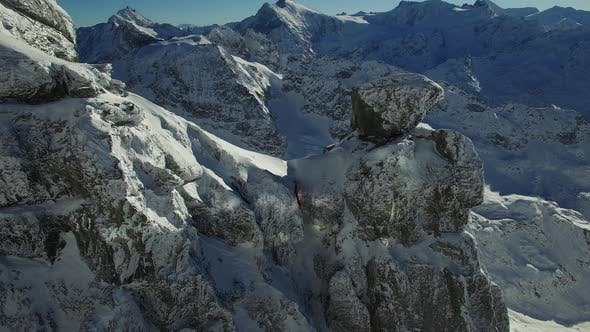 Thumbnail for Snow Mountain Landscape
