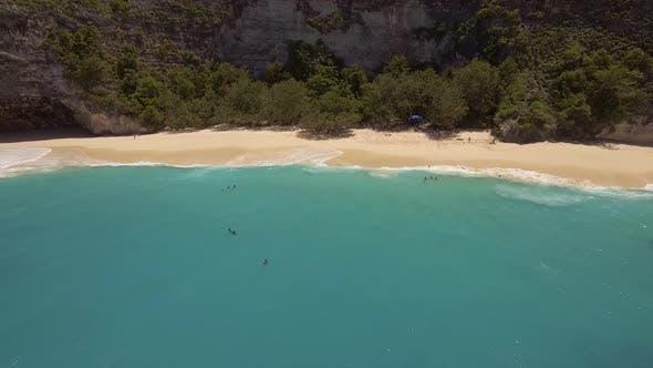Thumbnail for Above Tropical Beach