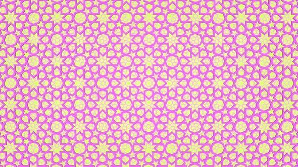 Thumbnail for Islamic Art Geometry 08 HD