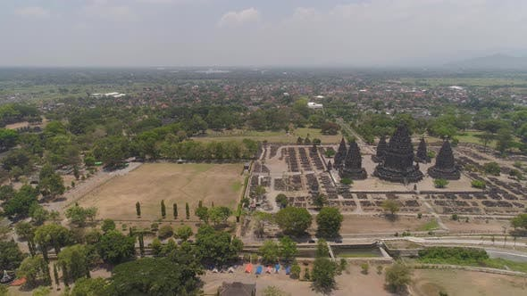 Thumbnail for Prambanan Temple, Java, Indonesia