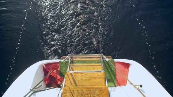 Thumbnail for Sailer Sailing River or Sea Waves