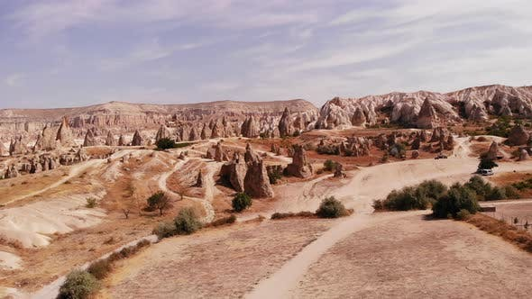 View from Cappadocia