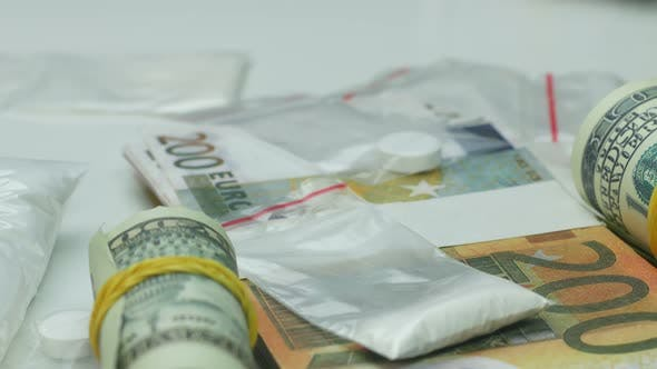 Thumbnail for Monetary Gain on Sale of Cocaine