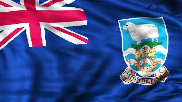 Thumbnail for Falkland Islands Flag