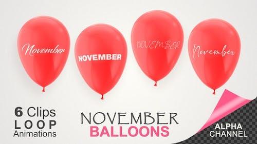 November Month Celebration Wishes