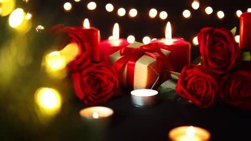 Gift Box For Valentine