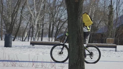 Express Food Delivery By Bike