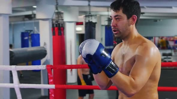 Thumbnail for Boxing in the Gym