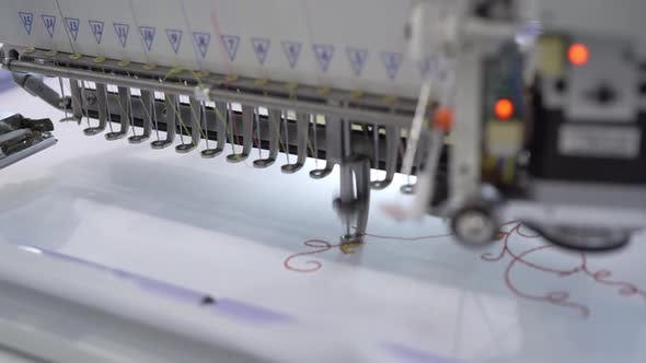 Thumbnail for Automatic Industrial Sewing Machine