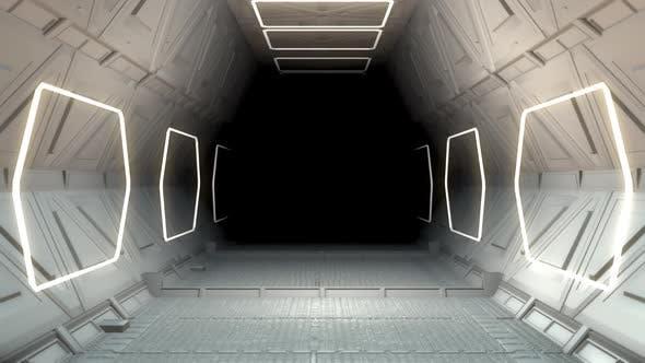 Thumbnail for Flying Through Corridor 01 HD