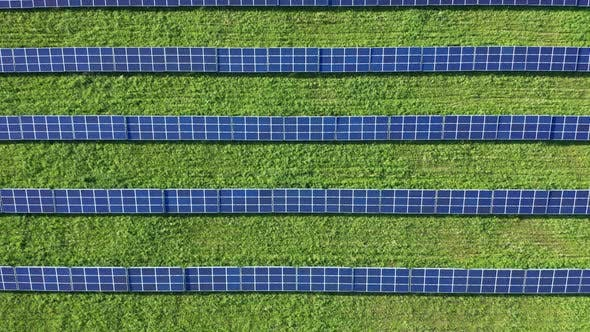 Cover Image for Solar Panel From Above