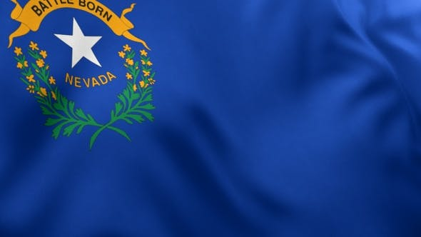 Thumbnail for Nevada State Flag
