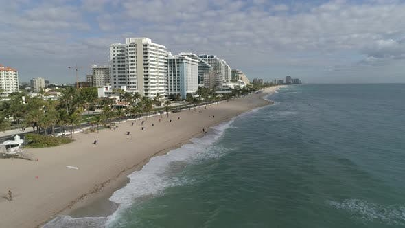 Thumbnail for Aerial shot of Fort Lauderdale