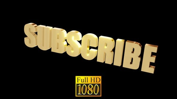Subscribe Gold HD