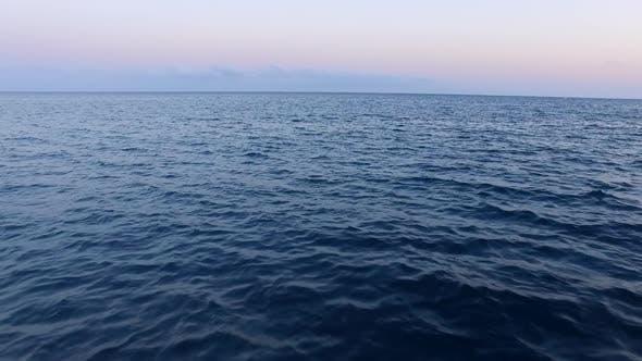 Thumbnail for Sea Horizon Aerial View