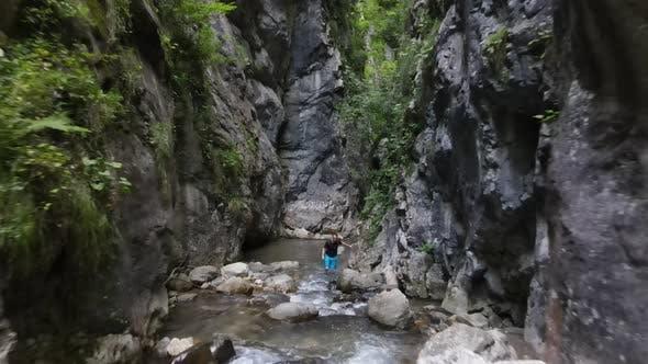 Thumbnail for Canyon Walking