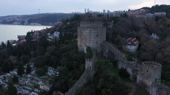 Thumbnail for Istanbul Bosphorus Old Rumeli Fortress