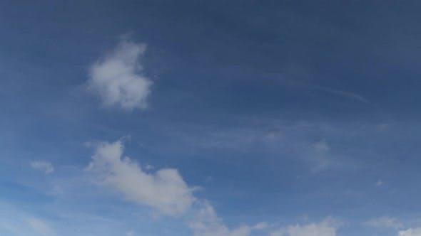 Thumbnail for sierra nevada spain granada mountains sky clouds air timelapse