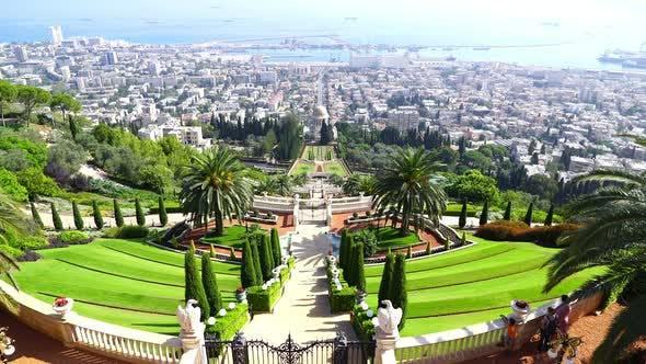 Thumbnail for Haifa Gardens