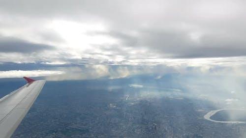 Sky Form Window Plane