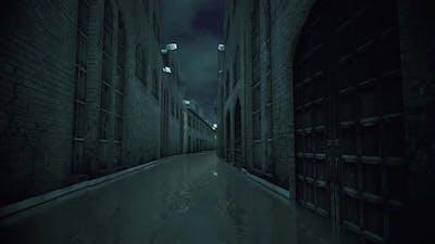 Abandoned Factory Lockdown