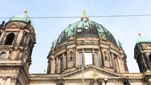 Berlin Dom Hyperlapse
