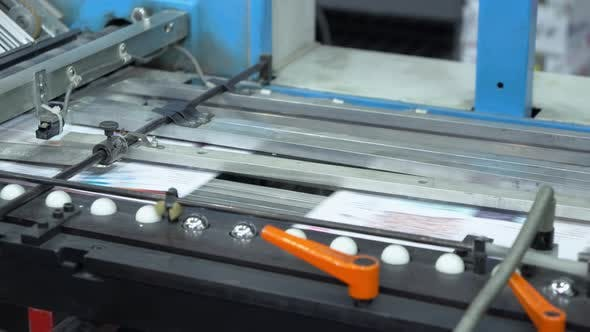 Thumbnail for Typography Production Moving Line Conveyor