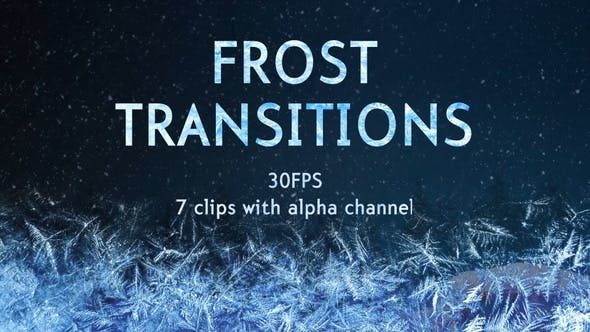 Thumbnail for Frost Transitions
