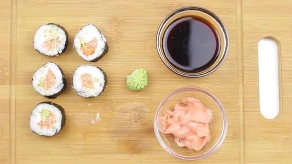 Essen Sushi